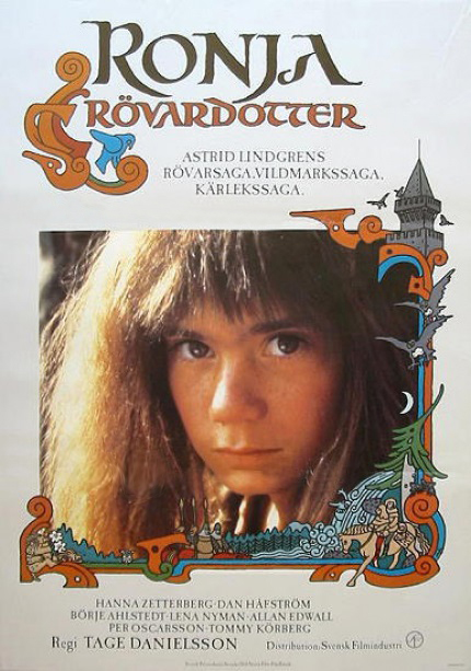 Ronja Rövardotter 1984 60f 720p - (Lang: Swedish, Sub: English)