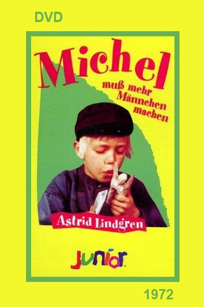 Nya hyss av Emil i Lönneberga 1972 60f 720p 480p New Mischief by Emil, Emil 2 - Swedish, Sub: English