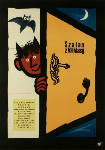 The Devil from Seventh Grade / Szatan z siódmej klasy (1960)