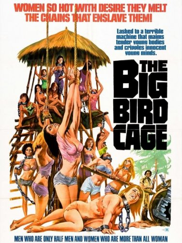 Cover Big Bird Cage (1972) HD 720p