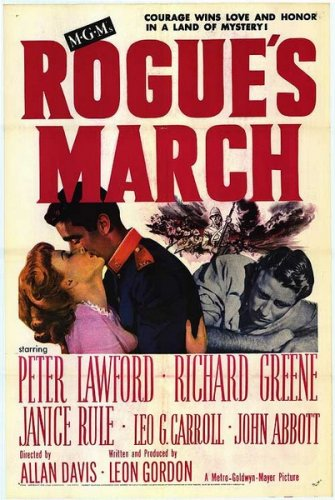 Rogues March (1953)