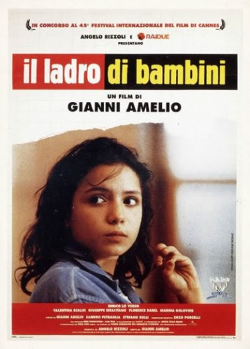 Cover Il ladro di bambini / The Stolen Children (1992)