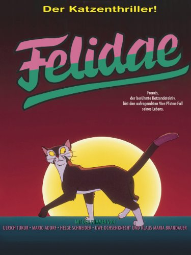 Cover Felidae (1994) HD 720p
