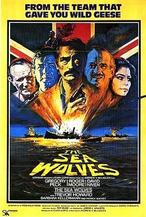 Cover The Sea Wolves (1980)